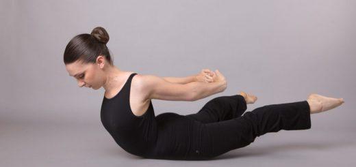 Il Pilates nella danza